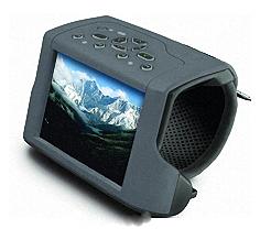 Glacier Ridgeline W200 - наручный компьютер для экстремального использования