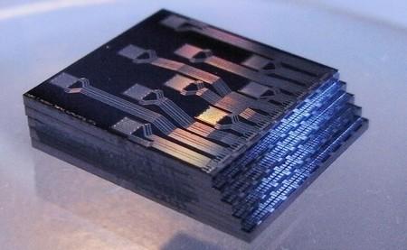 20-нм 3D-флеш-памяти NAND