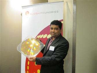 Subramani Kengeri, VP of Design Solutions at GlobalFoundries