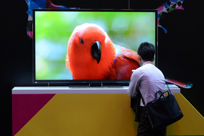 Япония планирует начать телевещание в формате Ultra HD в 2014 году