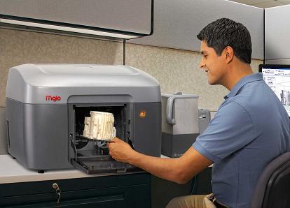 Принтер Mojo для 3D-печати