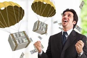 золотые парашюты россиян