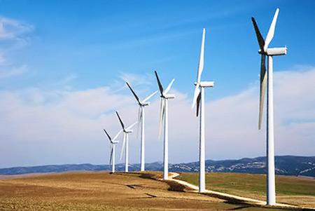 Ветроэнергетика в великобритании не